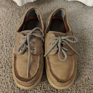 Sperry top sider.